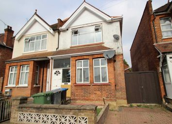 Thumbnail 4 bed semi-detached house to rent in Chaplin Road, Wembley