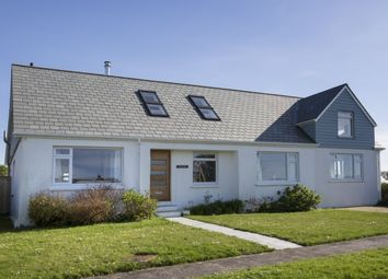 Thumbnail 5 bedroom detached house for sale in Parkenhead, Trevone, Padstow
