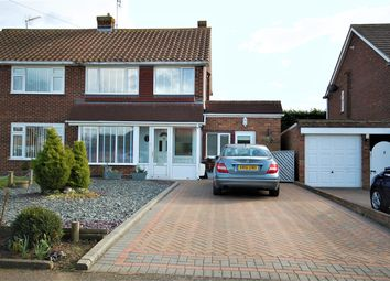3 bed semi-detached house for sale in Sheppey View, Seasalter, Whitstable CT5