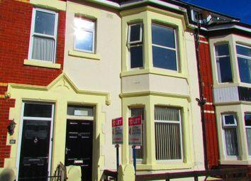 Thumbnail Studio to rent in Flat, Blackpool, Lancashire