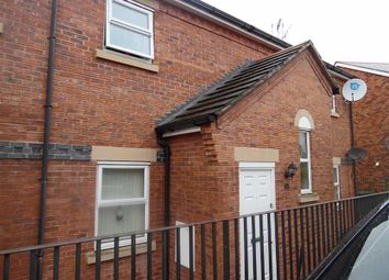Thumbnail 2 bed flat for sale in Erddig Court, Wrexham