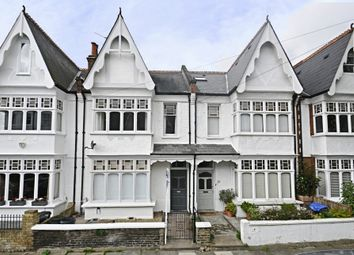 Thumbnail 3 bedroom flat to rent in Ennismore Avenue, Chiswick
