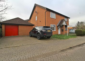 Thumbnail 3 bedroom semi-detached house to rent in Porlock Lane, Furzton, Milton Keynes