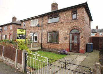 Thumbnail 3 bed semi-detached house to rent in Tilston Avenue, Latchford, Warrington