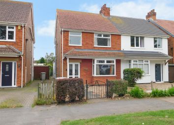 Thumbnail 3 bed semi-detached house for sale in Burgh Road, Skegness, Lincs