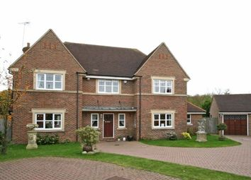 Thumbnail 5 bed property to rent in Heathside Place, Epsom