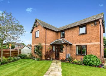 Thumbnail 4 bed detached house for sale in Lime Grove, Bottesford, Nottingham