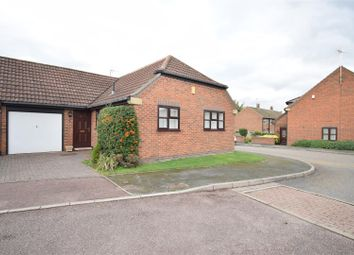 Thumbnail 2 bed detached bungalow for sale in Metcalfe Close, Southwell