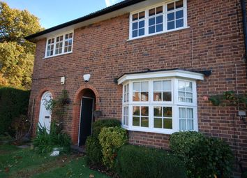 Thumbnail 1 bed maisonette to rent in Hill Top, Hampstead Garden Suburb