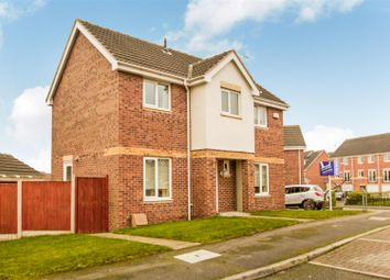 Thumbnail 3 bed detached house for sale in Siena Gardens, Forest Town, Mansfield