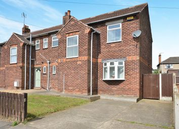 Thumbnail 3 bed semi-detached house for sale in Brown Avenue, Mansfield Woodhouse, Mansfield
