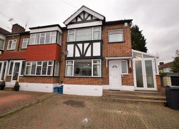 Thumbnail 5 bed end terrace house to rent in Glastonbury Avenue, Woodford Green