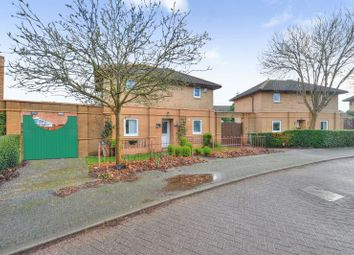 Thumbnail 3 bedroom detached house for sale in Lacy Drive, Bolbeck Park, Milton Keynes