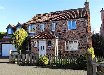 Thumbnail 5 bed detached house for sale in Kings Hill, Caythorpe, Grantham