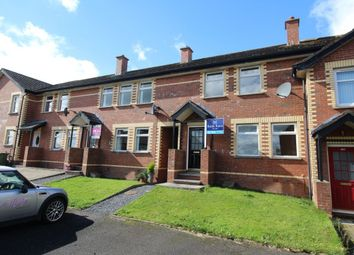 Thumbnail 3 bed terraced house for sale in Willowbrook Park, Bangor