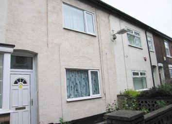 Thumbnail 3 bedroom property for sale in Railway Houses, Londesborough Street, Hull