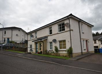 Thumbnail 1 bed flat for sale in 4 Clydesholm Court, Kirkfieldbank