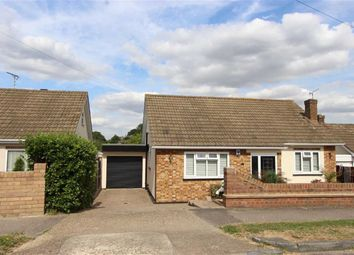 Thumbnail 2 bed detached bungalow for sale in Leasway, Rayleigh, Essex