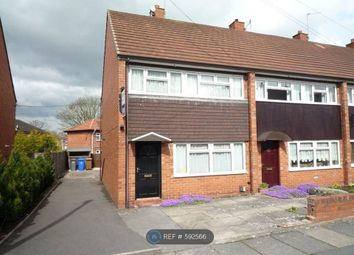 Thumbnail 2 bed semi-detached house to rent in Barnwell Grove, Stoke-On-Trent