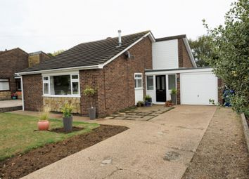 Thumbnail 3 bed detached bungalow for sale in Highfields, Nettleham