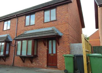 Thumbnail 2 bed end terrace house to rent in Millbrook Street, Moorfields, Hereford