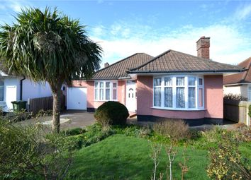 Thumbnail 2 bed bungalow for sale in Goyfield Avenue, Felixstowe, Suffolk