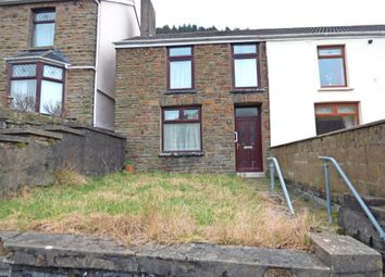 Thumbnail 2 bed terraced house for sale in Glyn Street, Ogmore Vale, Bridgend