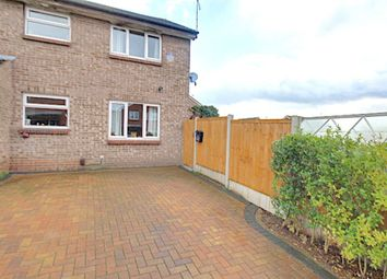 Thumbnail 1 bed end terrace house for sale in Jasmine Close, Beeston, Nottingham