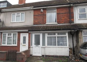 Thumbnail 2 bed terraced house for sale in Ashcroft Road, Gainsborough, Lincolnshire