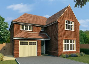 "Thumbnail 4 bed detached house for sale in ""Marlow"" at Salisbury Road, Marlborough"