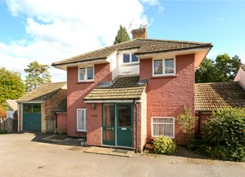 Thumbnail 3 bed detached house for sale in Knoll Wood, Frith Hill, Godalming, Surrey