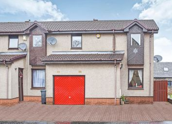 Thumbnail 3 bed end terrace house for sale in West End, West Calder