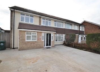 Thumbnail 2 bed flat to rent in Russell Drive, Stanwell, Staines