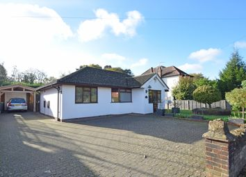 Thumbnail 3 bed detached bungalow for sale in Dorking Road, Chilworth, Guildford