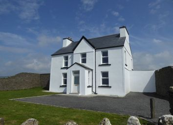 Thumbnail 4 bed detached house to rent in Strandhall Farmhouse, Shore Road, Rushen