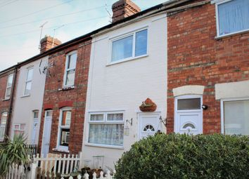 Thumbnail 2 bed terraced house for sale in Albany Terrace, Lincoln
