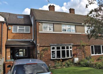 Thumbnail 4 bed semi-detached house for sale in Birtrick Drive, Meopham, Gravesend