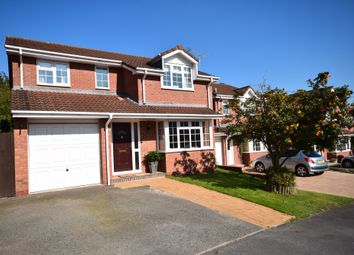 Thumbnail 4 bed detached house for sale in Wheatsheaf Drive, Whitchurch, Shropshire
