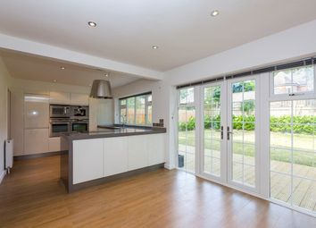 Thumbnail 5 bed detached house to rent in Farleton Close, Weybridge