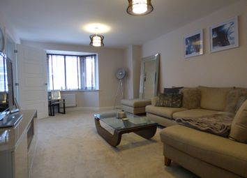 Thumbnail 4 bedroom detached house to rent in The Arc, St Andrew Ridge, Swindon