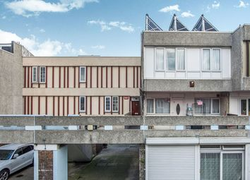 Thumbnail 3 bed terraced house to rent in Lensbury Way, London
