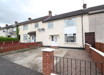 Thumbnail 3 bed terraced house for sale in Glanroy Crescent, Newtownabbey