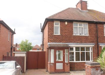 Thumbnail 2 bed semi-detached house for sale in Laxton Avenue, Sutton-In-Ashfield