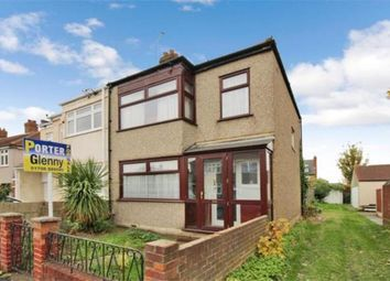 Thumbnail 3 bedroom semi-detached house for sale in Guysfield Drive, Rainham