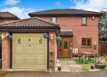 Thumbnail 3 bed detached house for sale in Trubys Garden, Coffee Hall, Milton Keynes