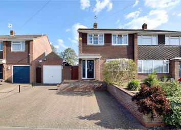 Thumbnail 3 bed semi-detached house for sale in Butlers Way, Great Yeldham, Halstead