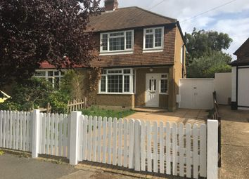 Thumbnail 3 bed semi-detached house to rent in Moor Lane, Chessington?, Surrey