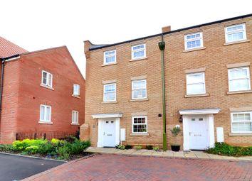 Thumbnail 4 bed end terrace house to rent in Harrier Close, Hemel Hempstead