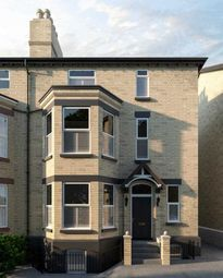 Thumbnail 2 bed flat for sale in Brompton Ave, Aigburth, Liverpool