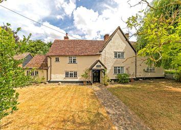 Thumbnail 5 bed detached house for sale in Upton End Road, Shillington, Hertfordshire